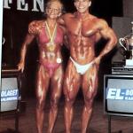 RÖRANDE B&K 1988 53,Leif Malmkvist Vinnare både junior och seniorklassen i Wasatrofén-87