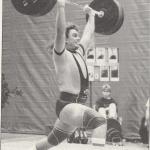 RÖRANDE TIDNINGEN NYA KRAFTSPORT 1988 - 2,Robert Lorentzon
