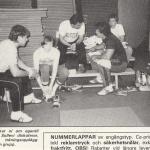 RÖRANDE TIDNINGEN NYA KRAFTSPORT 1988 - 4,Nils-Erik Sollevi