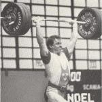 RÖRANDE TIDNINGEN NYA KRAFTSPORT 1988 - 5,Peter Wendel
