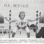 Hercules med Bodybuilding 1979
