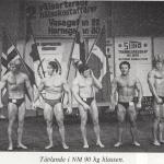 Hercules med Bodybuilding 1979-SM 1978 2av2