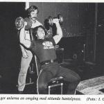RÖRANDE HERCULES 1980 NR 9-10,MELANDER O.SOMENZI INFÖR SM FIL 1