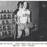 RÖRANDE HERCULES 1980 NR 9-10,MELANDER O.SOMENZI INFÖR SM FIL 2