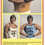 RÖRANDE B&K 1982 NR 4 JANNE THE WINNER