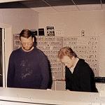 SWINGS GYM 1987,privat dia ,Bobo o PA De två stora utvecklarna inom Nordisk Gymkultur