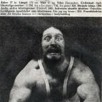 Giganternas kamp,programtidningen 6