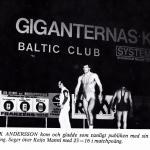 RÖRANDE TIDNINGEN HERCULES 1980-85,Giganternas kamp