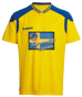 Sweden T-shirt Blå