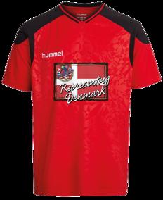 Denmark T-shirt - T-shirt Denmark - Storlek XXL