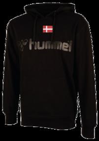 Denmark Hoodie - Hoodie Denmark - Storlek XXL