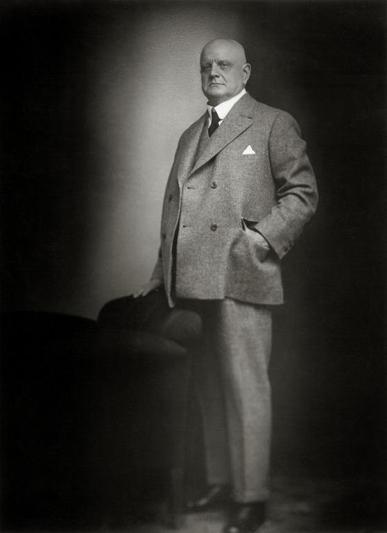 Jean Sibelius. Källa: Sibelius 150.