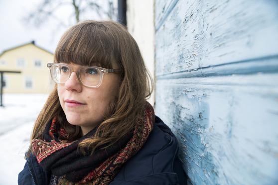 Anna Lindholm. Foto: Eva Tordera.