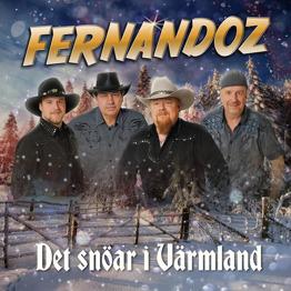 Det Snöar i Värmland - Cd-singel