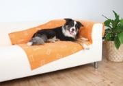 Barney, 150 x 100 cm, orange