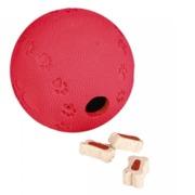 Snacksboll gummi labyrint 7,5 cm