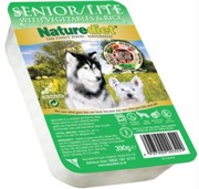 NATUREDIET SENIOR/LITE 18 pack 390GR