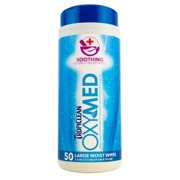 Oxymed Allergy Relief Wipes