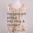 My lace - Storlek XL