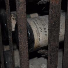 Viner i källaren hos Trimbach