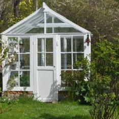 Våren i växthuset