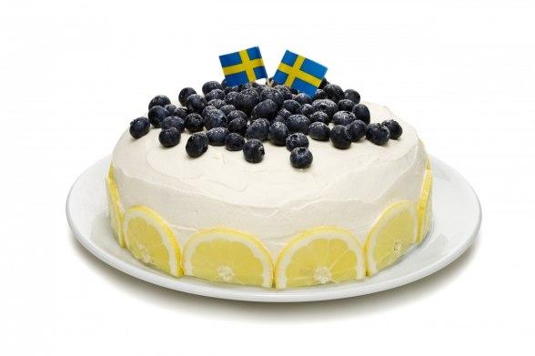 Foto: Arla. Mors Lilla Olle tårta.