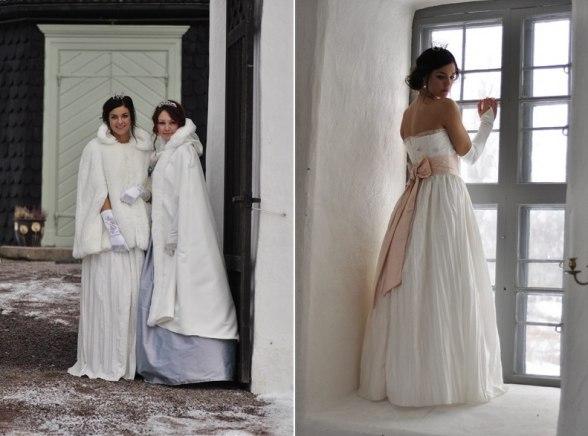 Foto: Magnus Hugosson, Never Ending Bride, www.ateljeveronica.com