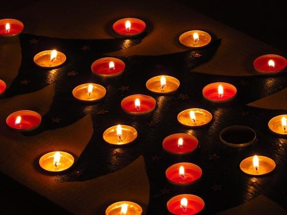 Miljövänliga ljus. Foto: Pixabay