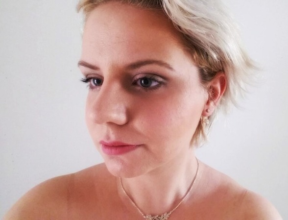 Ellen, bröllopsbloggare sminktips