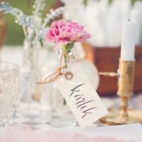 Dekor från Miss Papperista, Foto: Oh Yes I Do, miljövänligt bröllop med sagotema