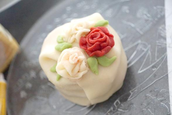 Ekologiska cupcakes istället för bröllopstårta