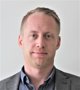 Patrick Lepierre, chef för affärsområdet Betong.