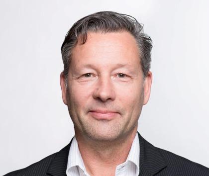 Thomas Frankborn, delägare och Affärsområdeschef Hus