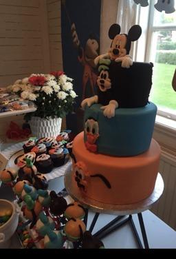 Disney Tårta