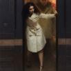 holding doors-oil-2017-95x110cm
