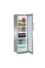 Kylskåp med glasdörr Obs! endast för dryck