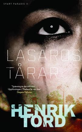 Lasaros tårar, Ordfront, 2014, Omslag: Eric Thunfors
