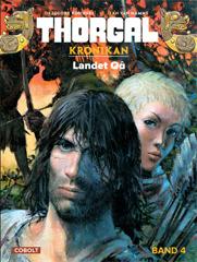 Thorgal 4: Landet Qâ
