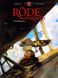 Röde baronen 2: Stridsflygaren