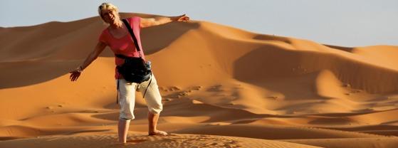 Låt Marockoresan arrangera resan till Marocko; Sahara, Atlasbergen,Essaouira eller riad i Marrakech.