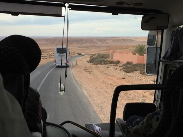 Supratours bussar är bekväma, men boka biljett i god tid före avresa. Det blir ofta fullt.