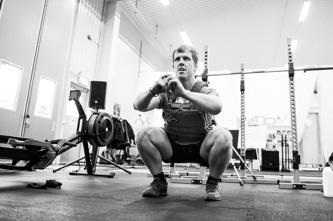 MetCon under dagens CrossFit WOD