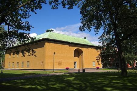 Värmlands Museum - foto Peter Labraaten.
