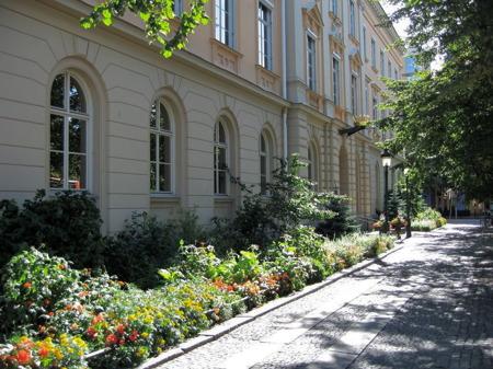 Residenset - Landshövdingens bostad.
