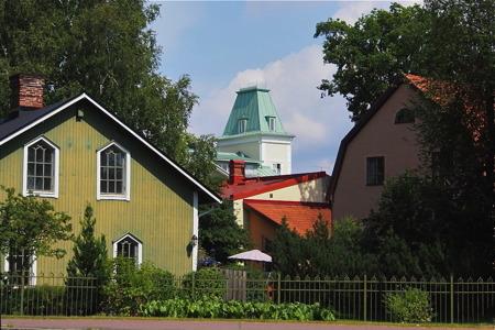 Stadsmiljö - foto Peter Labraaten.