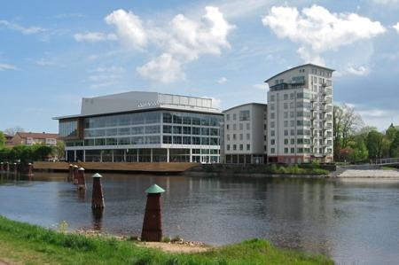 CCC - Karlstads konferenscenter.