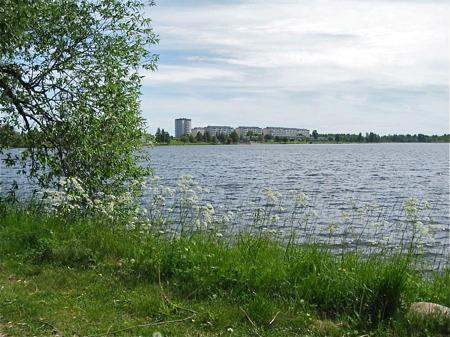 Bostadsområdet Orrholmen