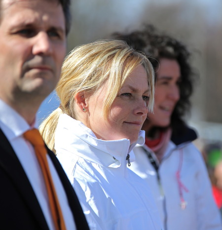 Sara Algotsson Ostholt OS-silvermedaljör i hästfälttävlan.