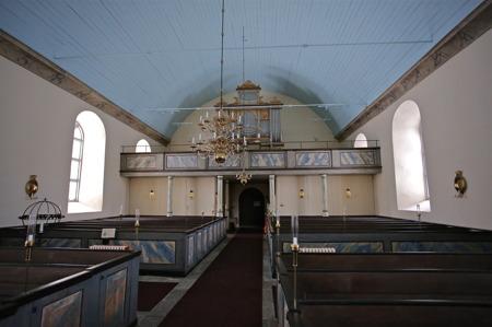 Södra Ny kyrka.