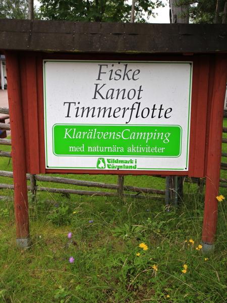 Värnäs vid Klarälven.